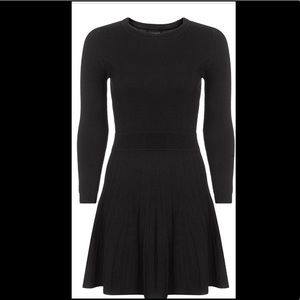 BRAND NEW Black Topshop Dress NWT Size 6